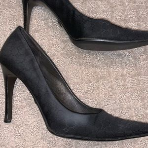 Well loved Gucci heels